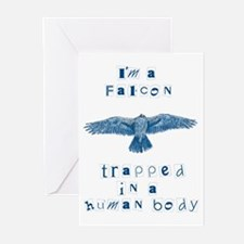 I'm a Falcon Greeting Cards (Pk of 10)