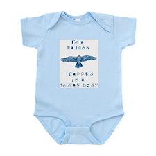 I'm a Falcon Infant Creeper
