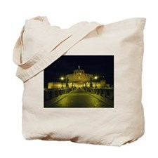 Sant'Angelo by night Tote Bag
