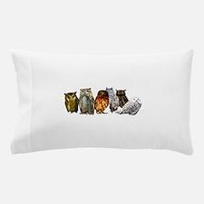 Unique Owl Pillow Case