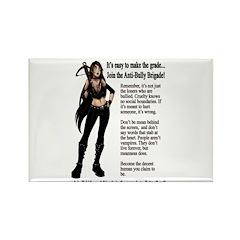 Tabitha ABB Rectangle Magnet (100 pack)
