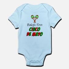 Babys First Cinco De Mayo Infant Bodysuit