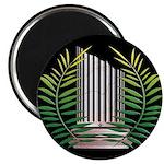 The Widows Pin Magnet
