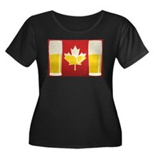 Canada Flag Beer T