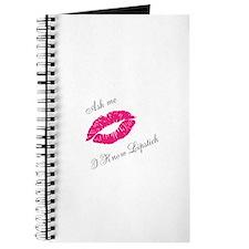 Lipstick Journal