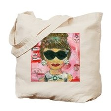 Funny Colorful Tote Bag