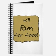 Will Run for Food Journal