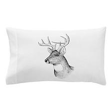 8 Point Buck Pillow Case