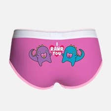 I Rawr You Women's Boy Brief