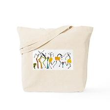 Tribal Dance - Tote Bag