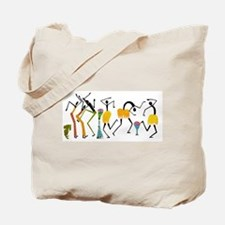 Tribal Dance - Tote Bag