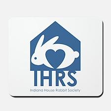Indiana House Rabbit Society Mousepad