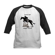 Eyes Up! Heels Down! Horse Tee
