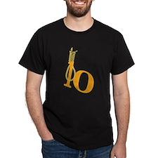 Hang 10 Black T-Shirt