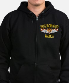 Neighborhood Watch Zip Hoodie