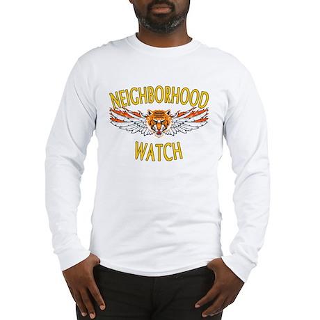 Neighborhood Watch Long Sleeve T-Shirt