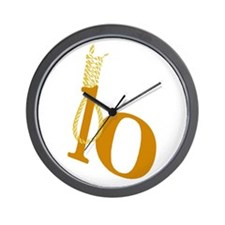 Hang 10 Wall Clock