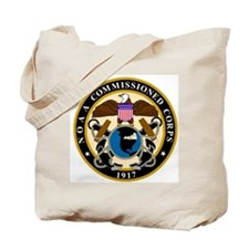 NOAA Commissioned Corps<BR> Tote Bag 2