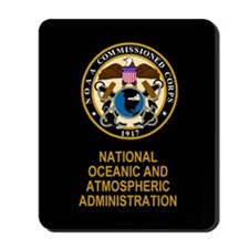 NOAA Commissioned Officer<BR>Mousepad