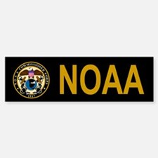 NOAA Commissioned Officer<BR> Bumpersticker