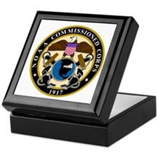 NOAA Commissioned Officer Corps<BR> Insignia Box