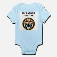 "NOAA Commissioned Officer  <BR>""My Father"" Shirt 3"
