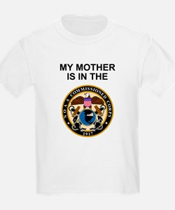 """NOAA Commissioned Corps  <BR>""""My Mother"""" Shirt 1"""