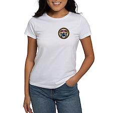 NOAA Officer Corps<BR> Tee 4