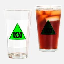 The ABC of Bias (black, no te Drinking Glass
