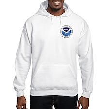 NOAA Officer Corps<BR> Hoodie 2