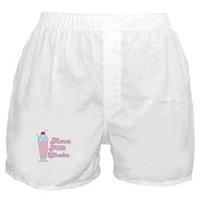 Strawberry Milkshake Boxer Shorts