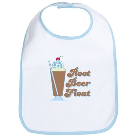 Rootbeer Float Bib
