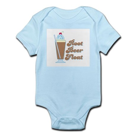 Rootbeer Float Infant Creeper