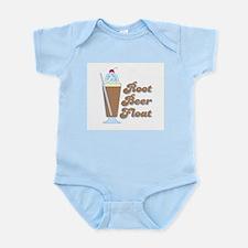 Rootbeer Float Infant Creeper