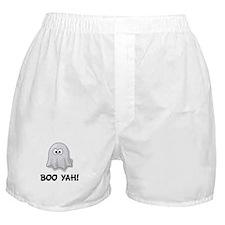Boo Yah Ghost Boxer Shorts