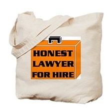 Cute Lawyer Tote Bag