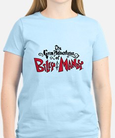 The Grim Adventures of Billy T-Shirt