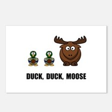 Duck Duck Moose Postcards (Package of 8)