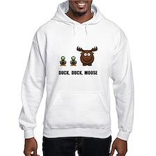 Duck Duck Moose Hoodie