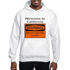 Warning: CA Leadership Hoodie