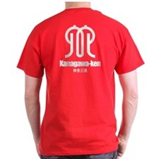 """Kanagawa-ken"" T-Shirt"
