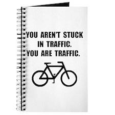 Bike Traffic Journal