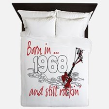 Born in 1968 Queen Duvet
