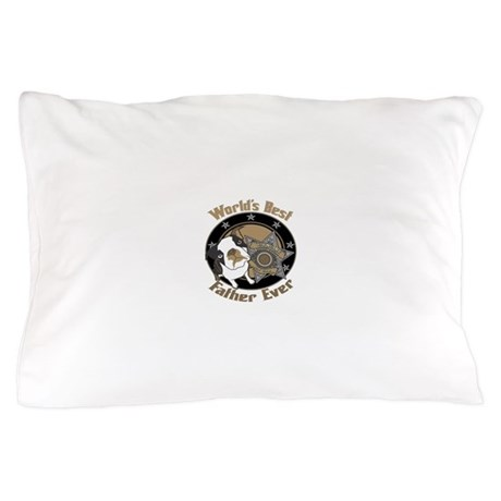 Top Dog Father Pillow Case