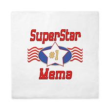 Superstar Mema Queen Duvet