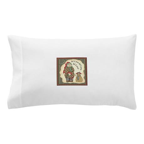 Let it snow, Let it snow Pillow Case