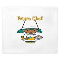 Future Chef King Duvet