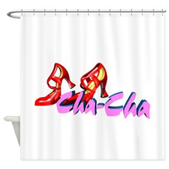 Cha Cha Shower Curtain