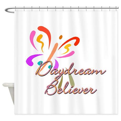 Daydream believer Shower Curtain