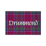 Tartan - Drummond Rectangle Magnet (100 pack)
